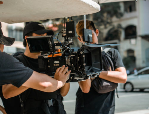 Sztuka filmowa, jako najmłodsza i najmocniejsza z muz | Produkcja Filmowa i Telewizyjna