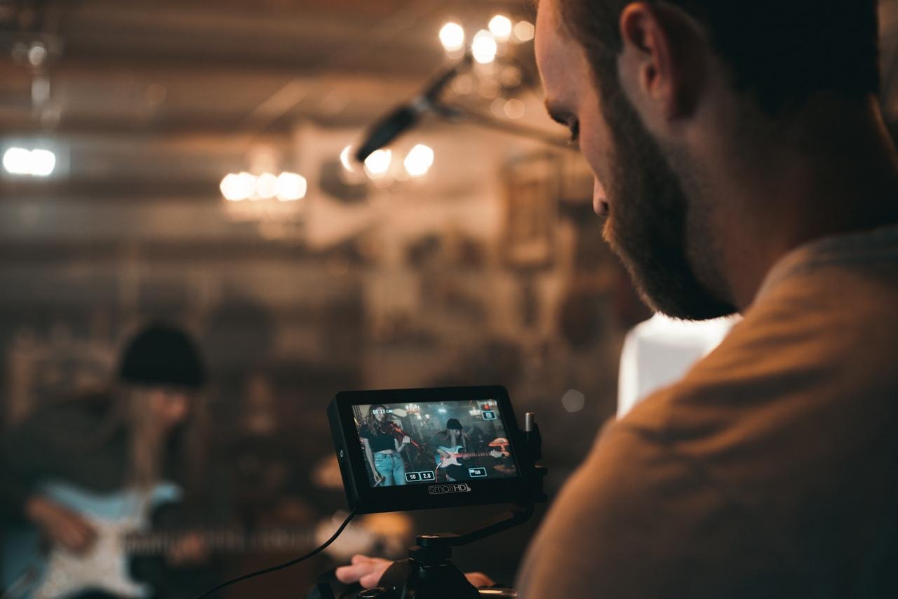livestreaming produkcja filmów reklamowych